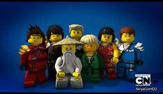 Çarpık Yol Lego Ninjago 51.Bölüm Türkçe izle   Çizgi film izle