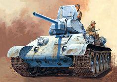 Soviet T-34