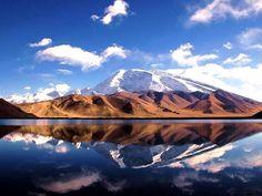 Karakul lake, Xinjiang