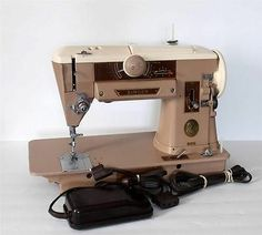 singer sewing machine 401a value