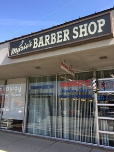 Meet Michael Pascolla of Mario's Barbershop in Park Ridge - Voyage Chicago | Chicago City Guide