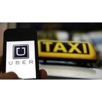 uber taxi korea