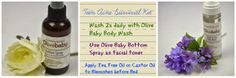 OliveBaby.ca Facial Toner, Tea Tree Oil, Castor Oil, Survival Kit, Body Wash, How To Apply, Pure Products, Baby, Tee Tree Oil