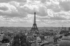 Paris; first city I lived outside of Holland... Picture made in Sept 2009, by yours truly!