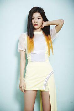 Red Velvet Seulgi for Press Photoshoot