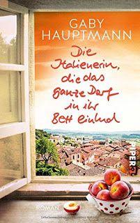 Lesendes Katzenpersonal: [Rezension] Gaby Hauptmann - Die Italienerin, die ...
