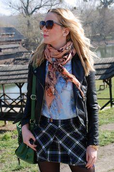 Second Choices - Tartan & Leather