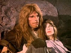 """""""tale as old as time"""" rewind: tv series starring ron perlman and linda Beauty Care, Beauty Hacks, 80s Tv Series, Vincent And Catherine, Ron Perlman, Tale As Old As Time, Beauty Salon Interior, Beauty And The Beast, Flirting"""
