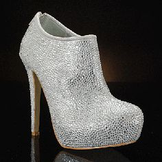 "Steve Madden ""Sparrkk"" @ My Glass Slipper - Holy Bling!"