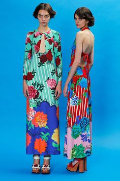 Marc Jacobs Resort 2013 - Review - Collections - Florals, Vogue