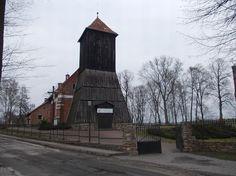 Klimatyczny kościółek w Klewkach