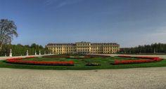 Scheonbrunn Palace, Vienna