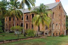 Devil's Island, French Guiana- Prison hospital