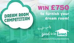 Dream Room Blogger Competition: Win £750 John Lewis Vouchers!