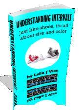 Understanding Intervals by Leila J Viss