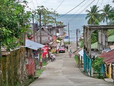 Guatemala  [? Garifuna-populated Carribbean city of Livingston. ]