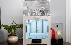 Questions about Ultimaker's new software platforms? Contact us to learn about Ultimaker Essentials (now available with all new Ultimaker 3D printer purchases), Ultimaker Professional and Ultimaker Excellence. 3d Printing Companies, 3d Printing News, Arduino Controller, Temperature And Humidity, Air Filter, Software Development, 3d Printer, Filters, Locker Storage