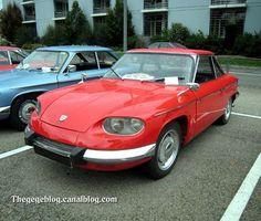 Panhard 24CT coupé de 1965