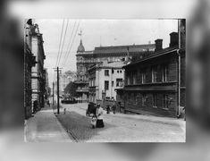 1907 Helsinki, Yrjönkatu 1, 3, 4 (north) Helsinki, Photo Illustration