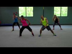 "▶ ""Tyalee"" (Artist: Sahara) Zumba WarmUp ... done in Marian's class and MZL"