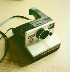 Vintage Polaroid OneStep Land Camera, Rainbow, Free Shipping, No Fees $22.00