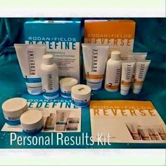 Interested in a Rodan + Fields business, but afraid you'd never be able to afford it? For a BIG discount on an R+F business kit check out the The Personal Results Kit: 🔹2 regimens (Redefine + Your choice of second regimen) 🔹Eye Cream 🔹Lip Serum  Plus, you get: 🔹30% off all products in this kit!!! 🔹Free 2 day shipping on kit! 🔹25% off all future purchases with no autoship! 🔹No monthly fees 🔹No requirement to buy or sell  Click the photo for your FREE skincare recommendation.