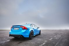 Volvo S60 Polestar. Perfection.