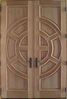 New wooden glass door design woods Ideas Wooden Glass Door, Wooden Front Door Design, Double Door Design, Door Gate Design, Room Door Design, Door Design Interior, Interior Doors, House Main Door Design, Entrance Design