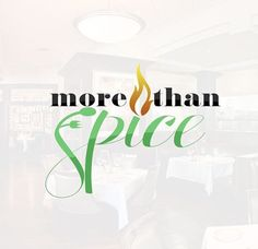 More than Spice Logo designed at DT Webdesigns