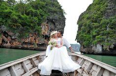 Railay Buddhist Blessing Railay Beach, Thailand Wedding, Blessing, Destination Wedding, Wedding Dresses, Bride Dresses, Bridal Gowns, Destination Weddings