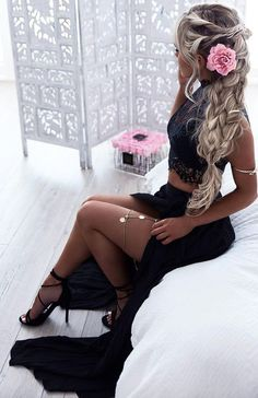 sexy 2 piece black prom dresses, black new arrival prom dresses, black prom dresses 2 piece for women, lace two piece prom gowns, high quality prom dresses for party, 2017 new arrival prom dresses, women's black prom dresses