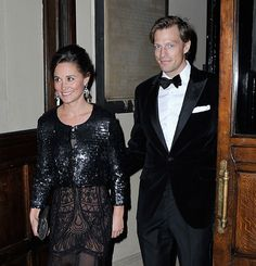 Pippa Middleton rekindles romance with the brother of reality star Spencer Matthews - Photo 2