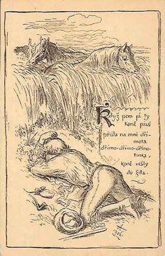 File:Ales, Mikolas - Kdyz jsem ja ty kone pasal (1906).jpg