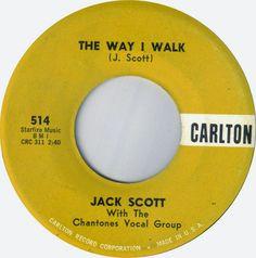Rockin' It :   Jack Scott - Carlton #514