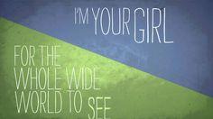 Jamie Grace - God Girl (Lyric Video)......Love!!