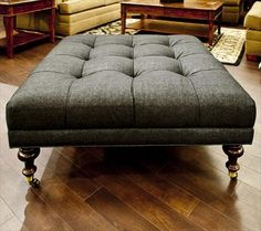 I want this ottoman!