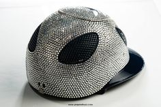 www.pegasebuzz.com | Equestrian Fashion : casque MY8 horse equipment and accessories swarovski.