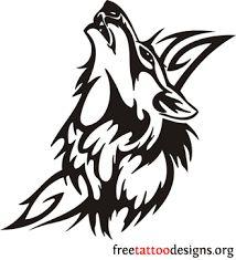 Afbeeldingsresultaat voor wolven tattoo