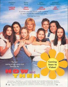 Now and Then One of the best coming of age movies I've ever seen. Film Music Books, Music Tv, Movies Showing, Movies And Tv Shows, Movies From The 90s, Classic 90s Movies, Throwback Movies, Iconic Movies, Emission Tv