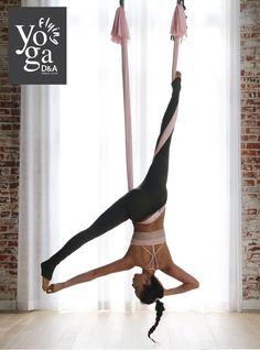 yoga.thedanda.com | D&A Flying yoga | Aerial Yoga