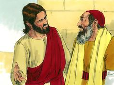 FreeBibleimages :: Parable of the Good Samaritan :: Jesus tells a parable about a Samaritan who, unlike a Jewish Priest and a Levite, stops to help a Jew who has been attacked and robbed (Luke The Good Samaritan Lesson, Good Samaritan Bible, Free Bible Images, Family Bible Study, Bible Activities, Priest, Good Things, Pictures, Ice Breakers