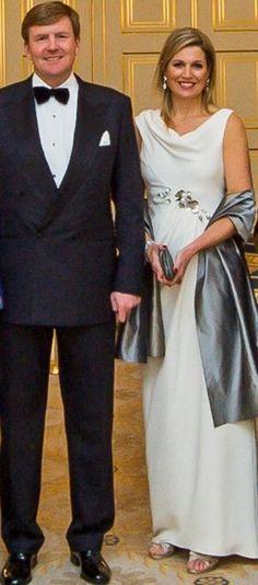 Het Koninklijk paar (NL)