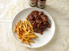 BELGIUM: CARBONNADE FLAMANDE (BEEF AND BEER STEW)