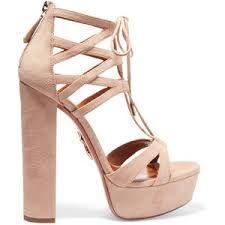Image result for beige platform sandals