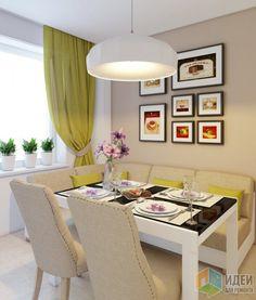 Фотографии [109261]: Солнечная квартира от дизайнера Татьяна Ткачук
