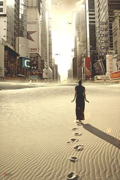 Dead City Photo Manipulation