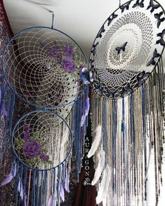 "Dreamers ~ I'm hosting a special 20% off all dream catchers priced $50 and up now through Sunday Use code ""DreamLand"" at checkout. Don't sleep on this deal Save now on your special one-of-a-kind dream catcher here www•aurvgon•com"