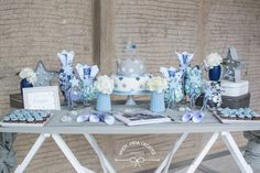 Let the stars shine! Christening, Celebrations, Candy, Let It Be, Bar, Create, Home Decor, Decoration Home, Room Decor