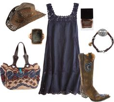 """""""western"""" by lagu on Polyvore"""