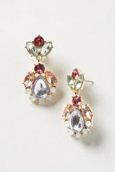 Anthropologie Candied Dawn Earrings